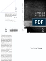 SAID, Edward W. - A questão da Palestina.pdf