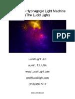 Lucid Light Brochure 2017