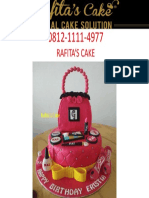 Bikin Kue Ultah Custom, 0812-1111-4977