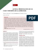Dermatitis Facticia