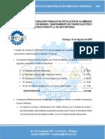 Presupuesto Para Realizar Trabajos de Instalación de Alumbrado Publico en Postes de Madera y Mantenimiento de Tendido Electrico Trifasico - A Todo Costo