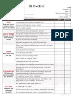 Internal Audit 9001 2015 Checklist