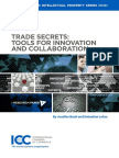 Trade Secrets, Tools for Innovation and Collaboration