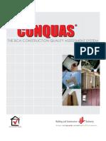 CONQUAS 8th Edition