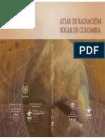Atlas de Radiación Solar Colombia