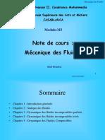 Présentation_Mécanique Des Fluides_Chapitre I_Prof. KISSI (1)