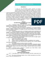 Lei Organica Do Municã_pio de Mae Do Rio(2)
