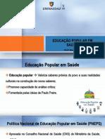 05. Educação Popular Em Saúde - Aspectos Cognitivos Da Aprendizagem