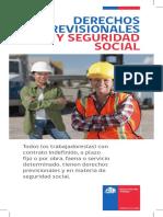 Derechos previsionales y seguridad social