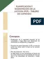U7. PCP - Tablero de Comando