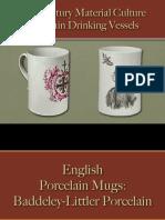 Drinking - Drinking Vessels Porcelain