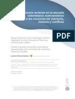 Torres Angélica Historia reciente en la escuela colombiana.pdf