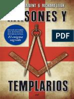 Masones y Templarios - Michael Baigent & Richard Leigh