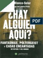_Hay Alguien Aqui_ - Blanco Soler, Sol