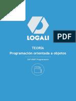 06 Documentación - Programación Orientada a Objetos