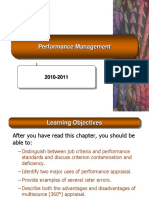 Performance Management-7th Dec