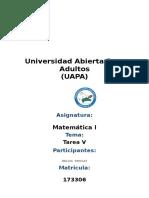 Reporte v Matematica Meliza