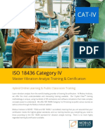 ISO 18436 Category IV-4page-V04