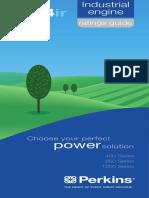 Industrial Tier4 Engine Ratings Guide PN3009
