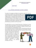 SEM 1.Diferencias Entre La Oientacion a Las Ventas y Al Mercado