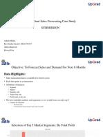 Retail Giant Sales Forecasting DDA1740147