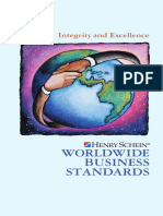 Worldwide Business Standards-English