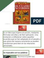 4 acuerdos Tolteca