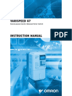 Yaskawa G7 Manual
