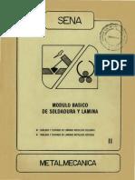 Módulo básico de metalmecanica