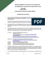 Edu 2008 Fall Exam c Intro