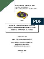 Trabajo de Antecedentes, Marco Teórico y Bibliografía Yoel Cavero Del Pozo 2018