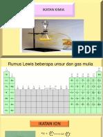 PPT Ikatan Kimia Modul 1 Pertemuan 3[Autosaved]