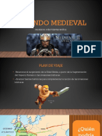 7ºA Surgimiento Mundo Medieval