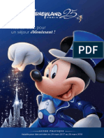disneyland paris Guide Pratique