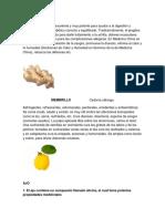 5  frutas medicinales