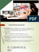 Comunicación Comercial y Atencion Al Cliente