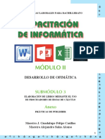Informatica Submodulo 3-c Publisher