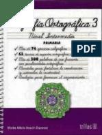 Caligrafia Ortografica 3 portadas