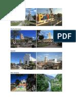 Imagen Por Cada Departamento de Guatemala
