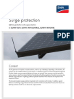 PV Surge Protection