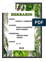 caratula herbario