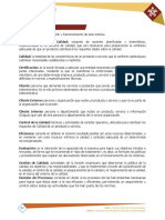 El Riesgo en ISO 9001 2015