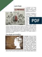 Historia de La Psicología Trabajo