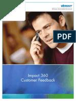 I360 Customer Feedback US 0807