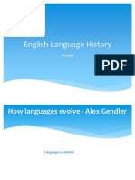 English Language History (1)