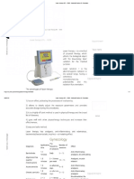 Laser Therapy BTL - 5000 - Medical Practice Dr. Danatsko