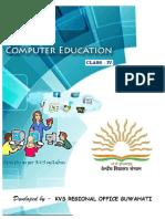 Class - 4 Computer Text Book