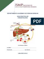 Guia de  Parasitologia