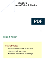 Chapter 2 Vision and Mission.pptx