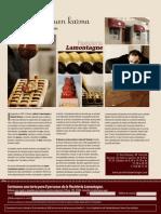 Gastronomía cultural Pastelería La Montagne